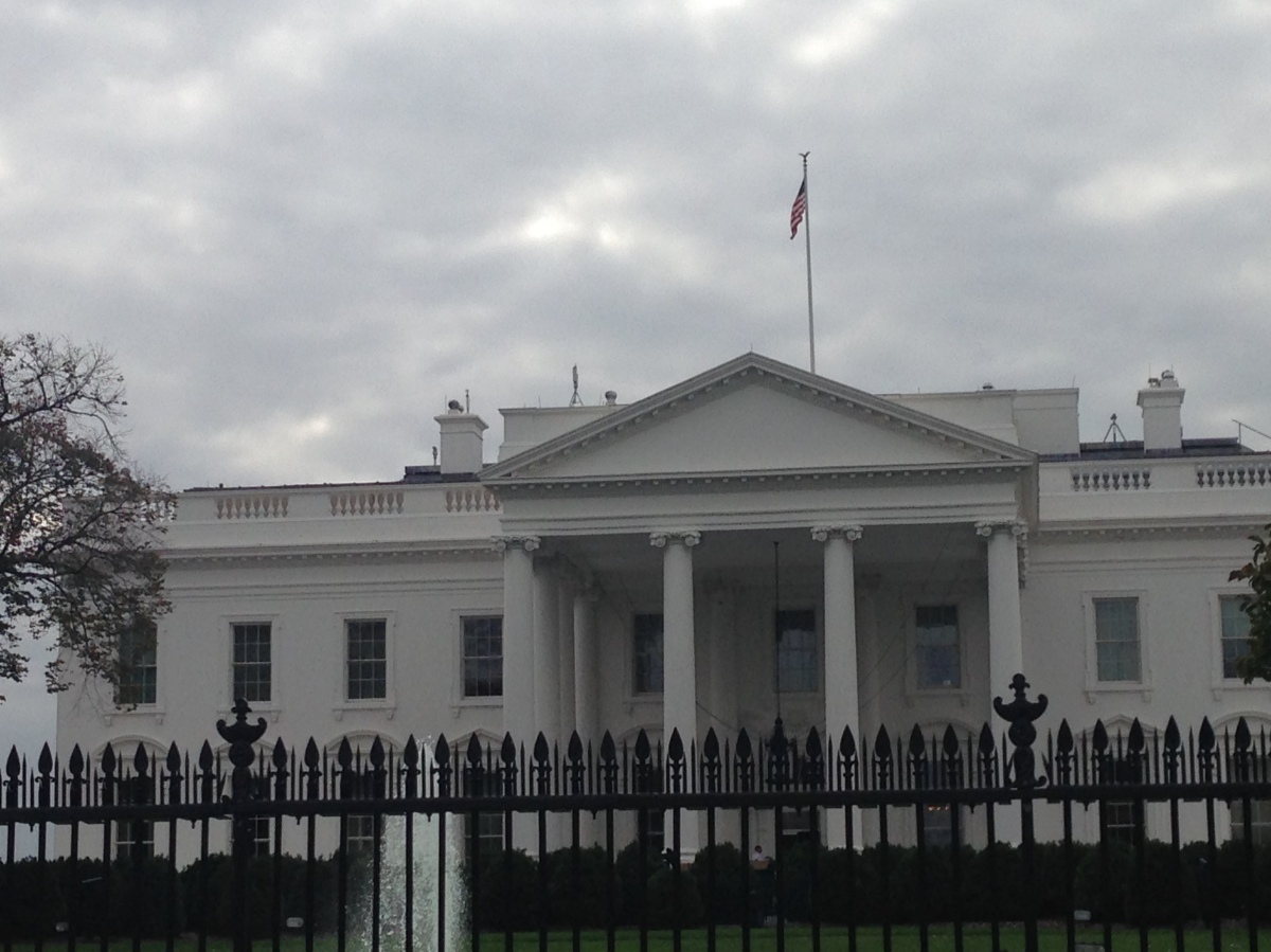 the white house in washington dc how to visit