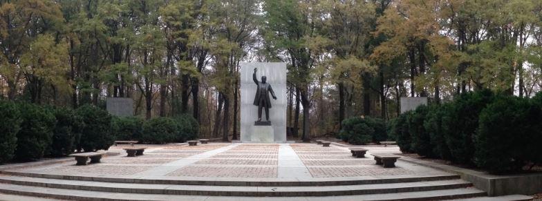 Theodore Roosevelt Monument Island Washington DC