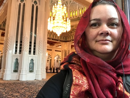 Deat at Oman Sultan Qaboos Grand Mosque Muscat Oman