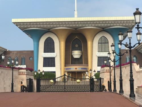 national palace muscat oman