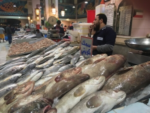 Fish Market Kuwait City