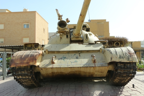 Desert Storm Tanks Kuwait City