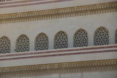 manama mosque bahrain windows