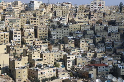 apartment buildings amman jordan