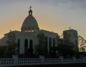 Massawa Eritrea at dusk