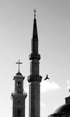 mosque in beirut lebanon