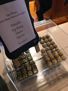truffles for sale at quattro goomba winery