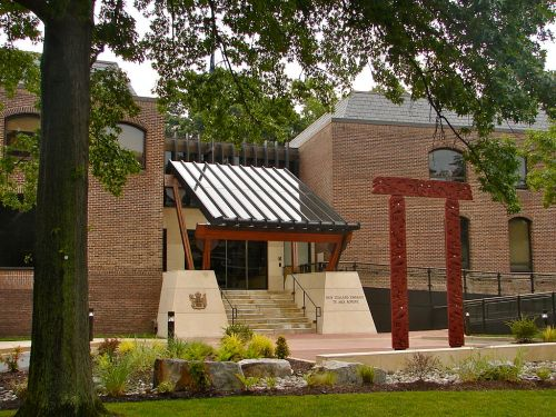 new zealand embassy in washington DC