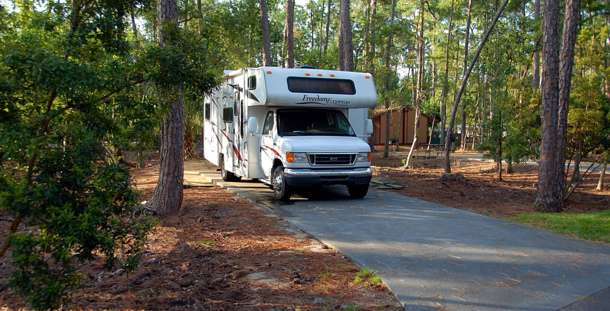 Try Out An RV This Weekend!