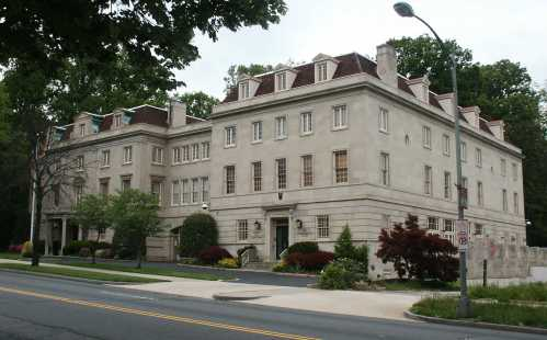 South African Embassy in Washington DC