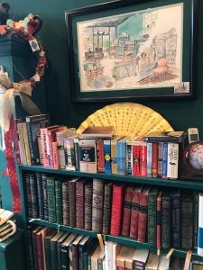 Reston Virginia Used Book Shop Lake Anne Plaza