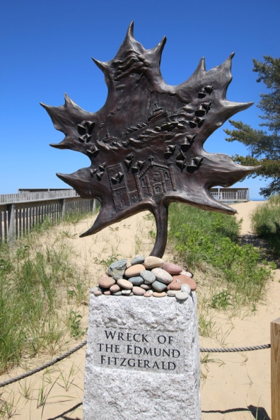 Shipwreck Museum Great Lakes Michigan Wreck of the Edmund Fitzgerald
