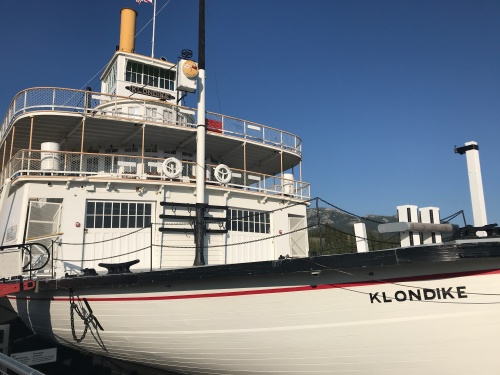 Klondike Paddleboat Whitehorse Yukon