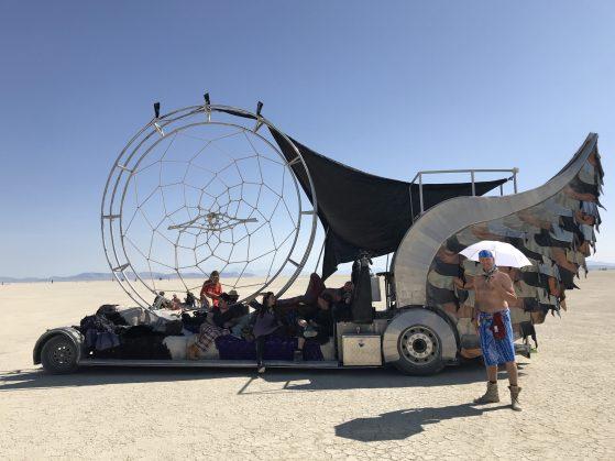 Dream Focuser Art Car