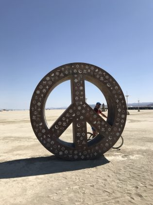 """symbolic Peace"""