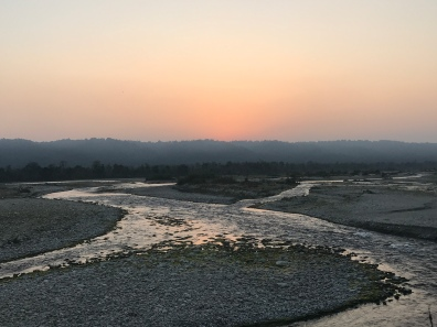 braided streams farm Rishikesh India